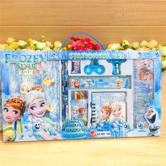Cartoon Gift for Kids Stationary Set (Frozen)