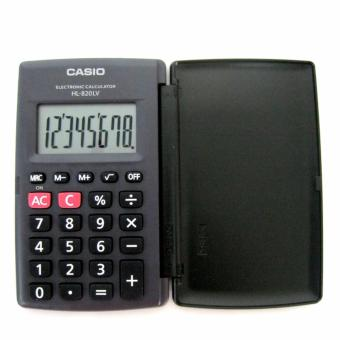 Casio Electronic Calculator Pockets Large Display 8 Digits