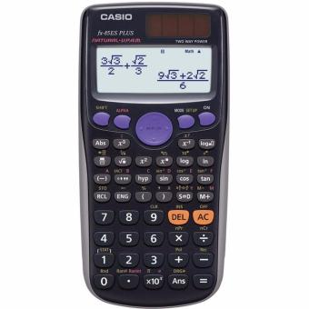 Casio FX-85ES Plus Bk Display Scientific Calculations Calculatorwith 252 Functions- FX-85ESPLUS