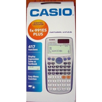 Casio FX-991ES Plus Scientific Calculator FX991ES + FX 991 ES - intl