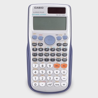 Casio Scientific Calculator FX-991ES Plus - Blue