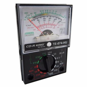 CD-R King Analog Multimeter Tester TE-074-HU