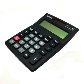 CH-12S electronic Calculator AUTO power OFF (12Digits) with FREE LDLACE