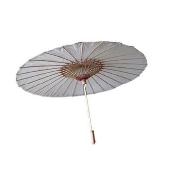 Chinese Japanese Style Asian Oiled Paper Bamboo Umbrella ParasolUmbrella - Size L