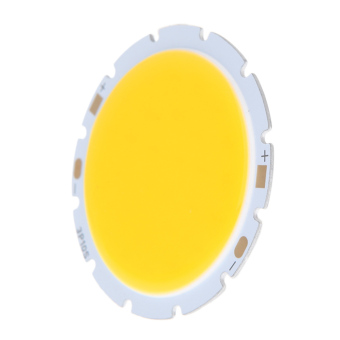 Chip Panel Light Source For Downlight COB Lamp Beads 10W Warm White - picture 2