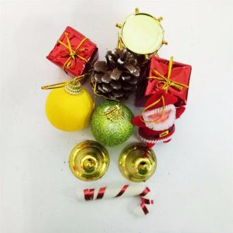 Christmas Decor QQSD-01(Packof5)50pcs - 2