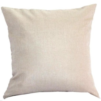 Christmas Pillow Case Sofa Waist Throw Cushion Cover Home Decor - intl - picture 2