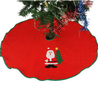 Christmas Tree Skirt Stands Xmas Party Decoration