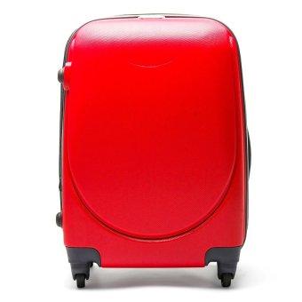 "Citibank 20"" ABS Luggage (Fuchsia Pink)"