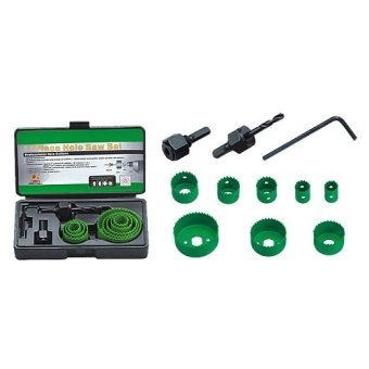 CLASS A 11PCS HOLE SAW SET Price Philippines