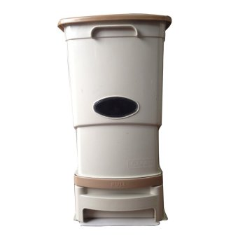 Clean Club Rice Dispenser 15kg (Beige)