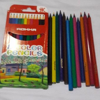 Color Pencil 12 pcs 17cm Price Philippines