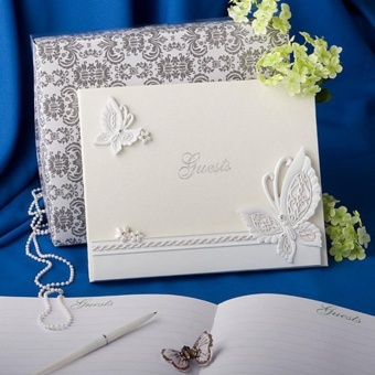 Creative Guest Signature Book wedding attendance book Hot Sale -intl Price Philippines