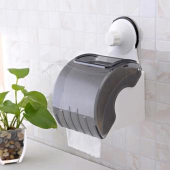 Creative sucker waterproof bathroom Toilet Paper Holder Price Philippines