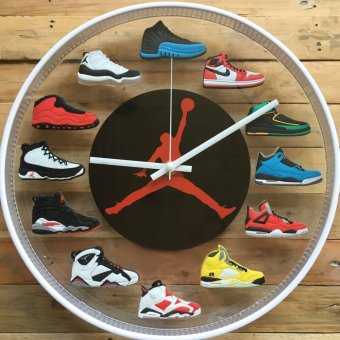 Creative Wall Clock D-30cm