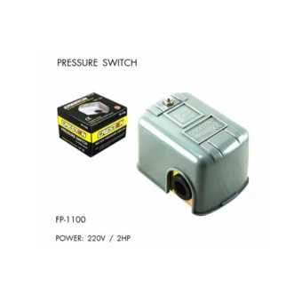 Creston Pressure Switch For Water Pump (220v / 2HP)