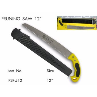 "Creston Pruning Saw (12"") for home and garden tools Price Philippines"
