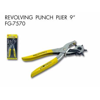 "Creston Revolving Punch Plier (9"") Price Philippines"
