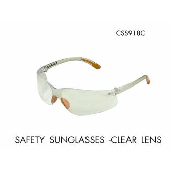 Creston Safety Glasses (Clear Lens)