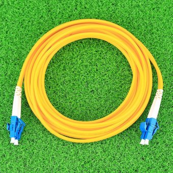 CRUISER Duplex Single Mode LC-LC Fiber Optic Patch Cord JumperCable 3M - 4