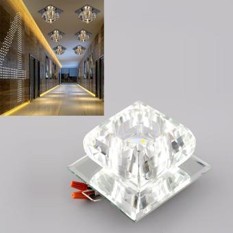 Crystal LED Ceiling Light Lamp Lighting Chandelier - 5