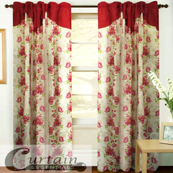 Curtain Essentials Daffodil Jam Set of 2