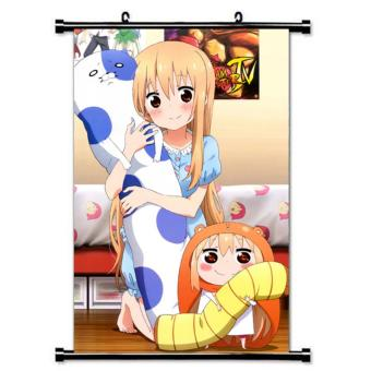 Cute Japanese Anime Poster Wall Scroll Poster Anime Fan CollectableFabric Children's Rooms Wall Sticker Home Decoration - intl