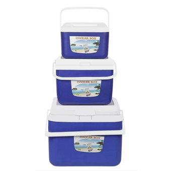 D&D 3-in-1 Insulated Cooler Box (Blue)