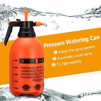 DANDAN 3 Liter Chemical Water Sprayer Portable Pressure GardenSpray Bottle Price Philippines