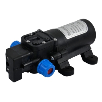 DC 12V 60W 5L/min Diaphragm High Pressure Water Pump Automatic Switch - Intl