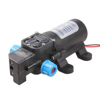 DC 12V 60W High Pressure Micro Diaphragm Water Pump AutomaticSwitch 5L/min - 5