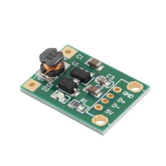 DC-DC 1V-5V To 5V 500mA Boost Power Converter Step Up Adjustable Supply Module - intl Price Philippines