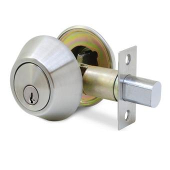 Deadbolt Single Cylinder Security Locks Stainless Steel