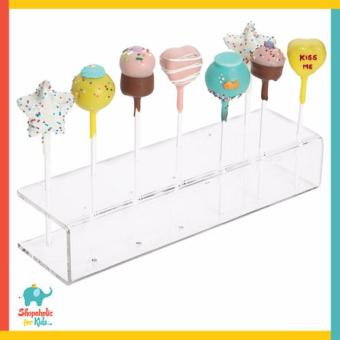 Delish Treats 12 Hole Acrylic Cake Pop Stand / Holder