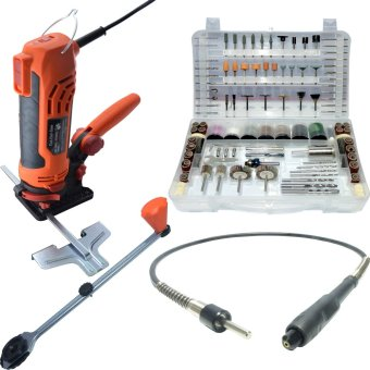Deluxe Cut-Out-Saw Complete Sets Power Tools