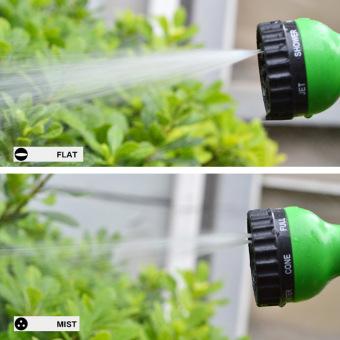 Deluxe Expandable Flexible Garden Water Hose 25 Feet - 4
