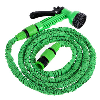 Deluxe Expandable Flexible Garden Water Hose 25 Feet
