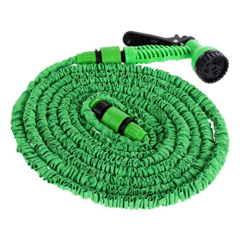 Deluxe Expandable Flexible Garden Water Hose 50 Feet