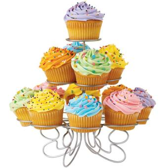 Detachable 3 Layers Cupcake Holder