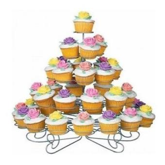Detachable 5 Layers Cupcake Holder