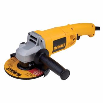 DeWALT DW830 1400W 125 mm Heavy Duty Angle Grinder (Yellow)