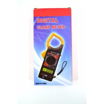 DIGITAL CLAMP METER [YELLOW] Price Philippines
