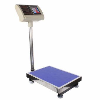 Digital Electronic Price Computing Platform Scale (10204) 150kgCapacity (White) - 2