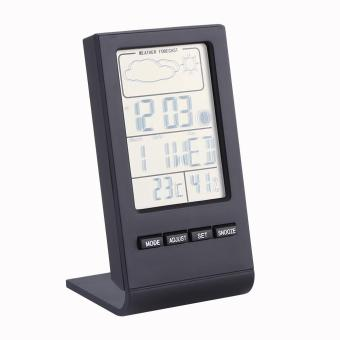 Digital Indoor Temperature Humidity Thermometer - intl