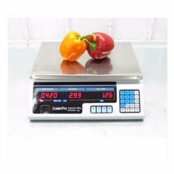 Digital Price Computing Weight Electronic Scale with free Headsetw/ mic