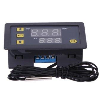 Digital Temperature Controller Red Blue Display DC12V W3230 - intl - 4