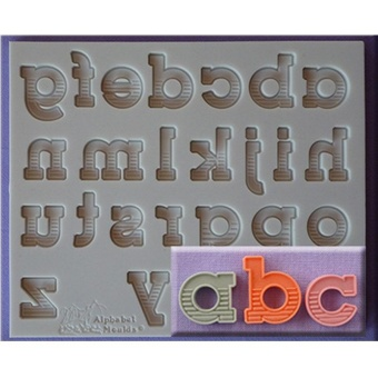 DIY English Letter And Number Silicone Mould Fondant Alphabet Cake Mold Tool - intl Price Philippines