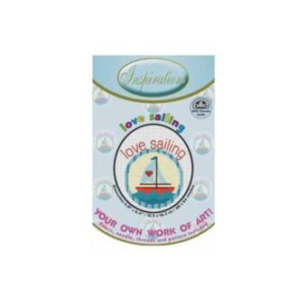 DMC Cross Stitch Love Sailing LK 303