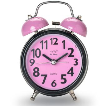 DOUBLE BELL ALARM CLOCK A32