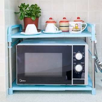 Double Layer oven shelf microwave oven rack